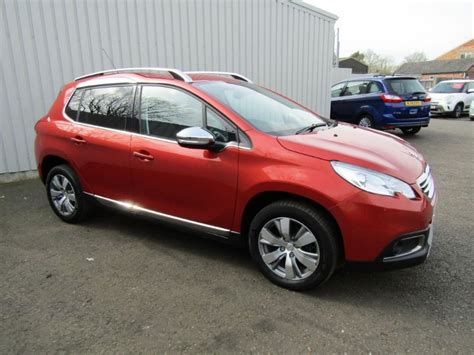 peugeot 2008 automatic peugeot 2008 1 6 e hdi 5dr diesel automatic for