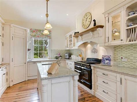 Country Kitchen Designs With Islands Country Style Kitchen Ideas With Kitchen Island In