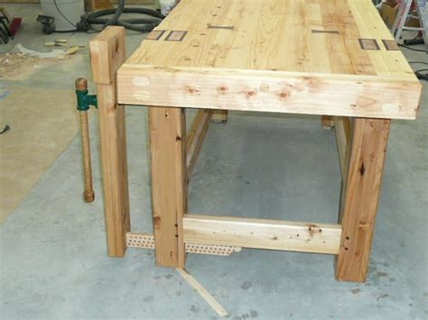 2x6 bench ash for a roubo build the wood wood talk online