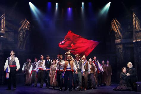 Les Miserables Returns To Broadway by Image Gallery Les Miserables Broadway