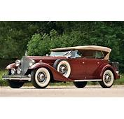 Packard Photographs And Technical Data  All Car