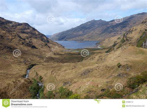 Ira Cape Maxy Abella 3 loch nevis scotland imagens de stock imagem 21668114