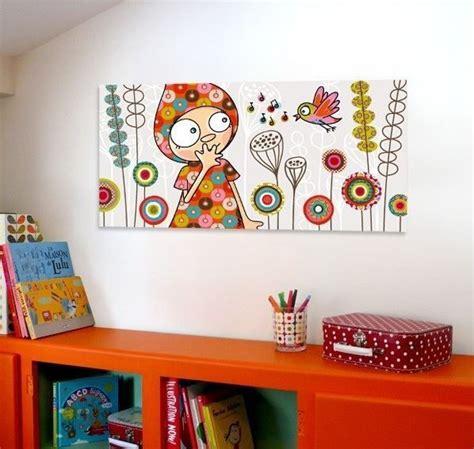 toile pour chambre enfant plus de 1000 id 233 es 224 propos de tableau enfant original
