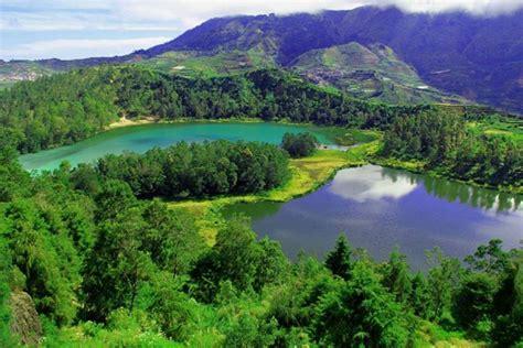 Bross Ubur Ubur Hijau Tosca danau danau unik di indonesia wisata gunung indonesia