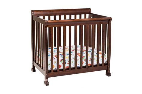 mini crib measurements kalani mini crib davinci baby