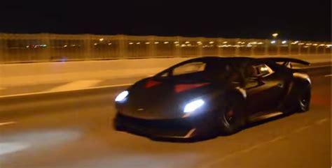 Lamborghini 3 Million 3 Million Lamborghini Sesto Elemento Driven On
