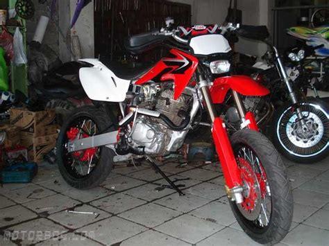 bengkel modifikasi motor trail modif motor