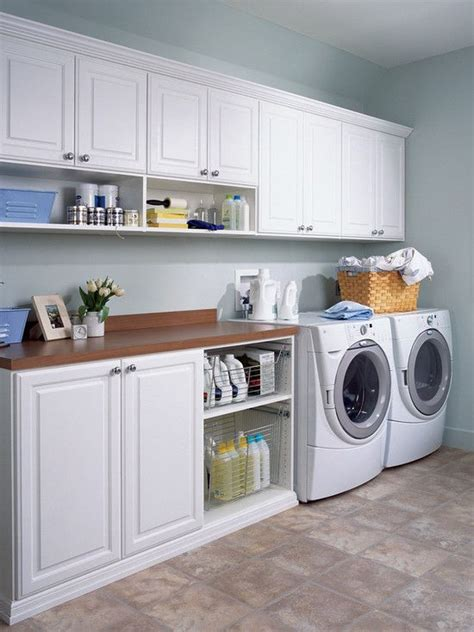Laundry Room In Garage Decorating Ideas Laundry Room Design Laundry Rooms And Laundry On Pinterest