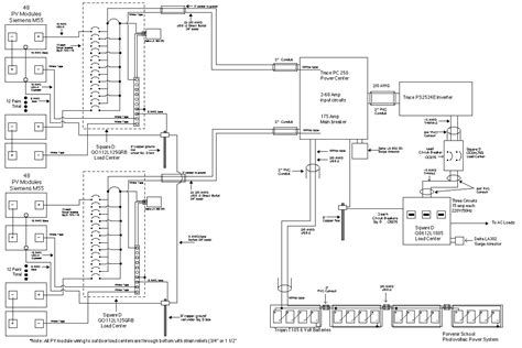 photovoltaic solar panels wiring diagram for photovoltaic