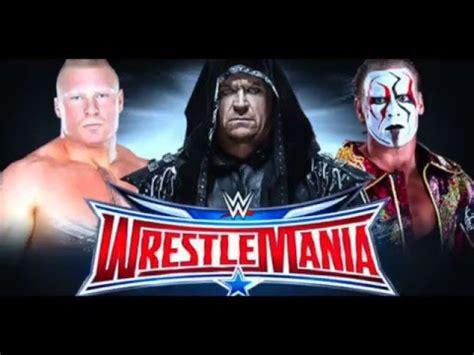 theme song wrestlemania 2015 wwe wrestlemania 32 official theme song itunes flo rida