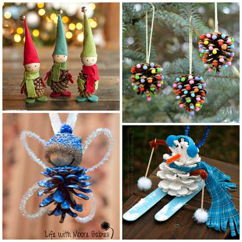 pine cone crafts for kids to make pine cone crafts pine