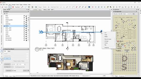 Youtube Layout Sketchup | tip of the day 03 faster sketchup layout tricks youtube