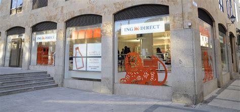 horario oficinas ing direct su oficina naranja ing salamanca of 72