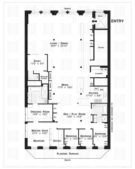 4000 square feet 4 000 square foot loft in tribeca homes of the rich
