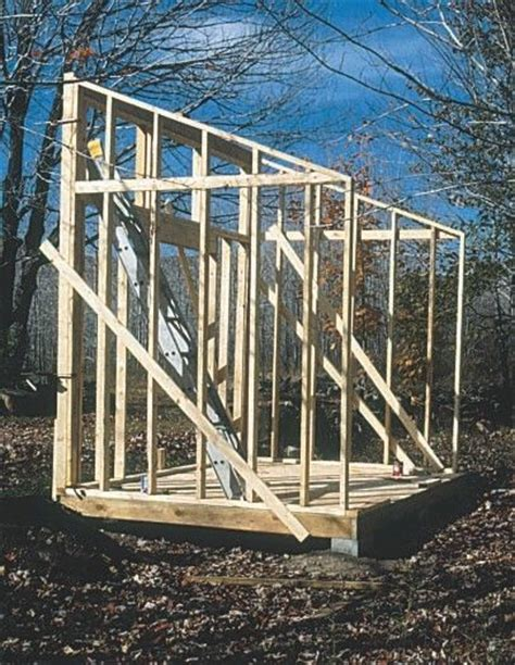 How To Build A Simple Storage Shed