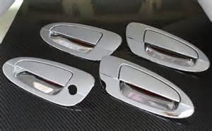 2002 Nissan Altima Door Handle 2002 2006 Nissan Altima Chrome Door Handle Cover 2004 Ebay