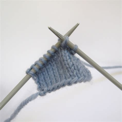 How To Knit Front And Back Kfb Increase