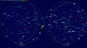 sirius skymap