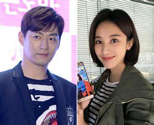 chinese actress zhang li joo jin mo ends relationship with chinese actress zhang li
