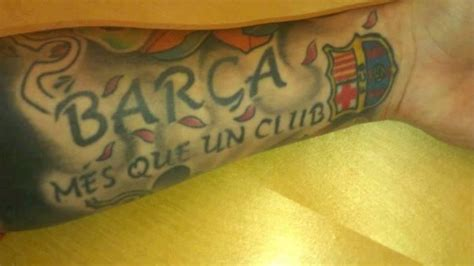 Tattoo Prices Barcelona | top 25 ideas about visca barca on pinterest c nou