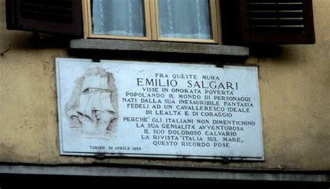 emilio salgari il padre sfortunato  sandokan report