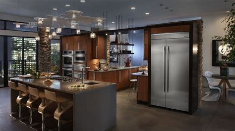 Metropolitan Home Kitchen Design | euro style stainless metropolitan kitchen jenn air 174
