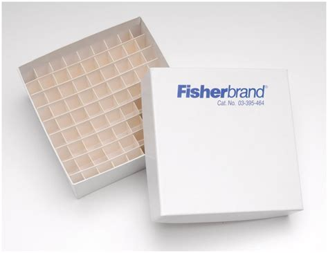 Box Freezer fisherbrand cryo freezer boxes racks boxes labeling and