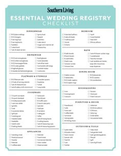 Wedding Registry Knot by Your Essential Wedding Registry Checklist Wedding