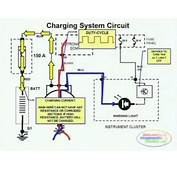 Charging System &amp Wiring Diagram  YouTube