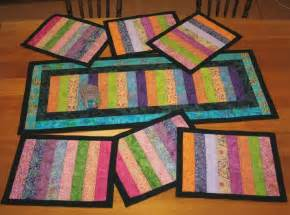 free patterns quilted placemats placemats