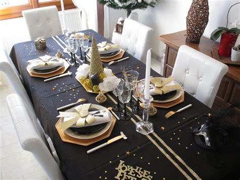 Décoration De Table Réveillon Nouvel An by Nouvel An 1 Deco De Table Nathy170268 Buteykocan