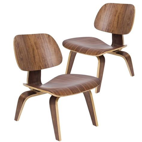 Eames Replica Lounge Chair by New Eames Replica Plywood Lounge Chair Ebay