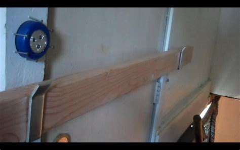 bedroom door security bar shtf home security re inforce your door with a barricade