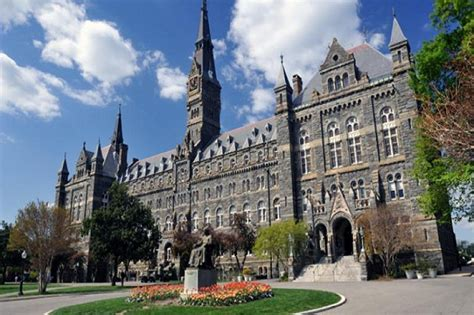 Georgetown Mba Cost by Master In Business Administration Mba In Georgetown