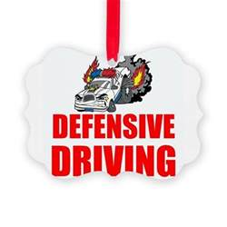 Decorate Your Own Home Defensive Driving Ornament By Iloveeverythingandmore