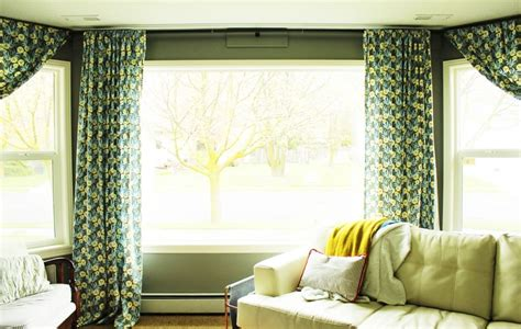 how to hang draperies how to hang curtains a basic guide