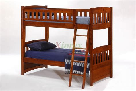 bunk bed box spring night and day cinnamon bunk bed twin twin bunk bed set