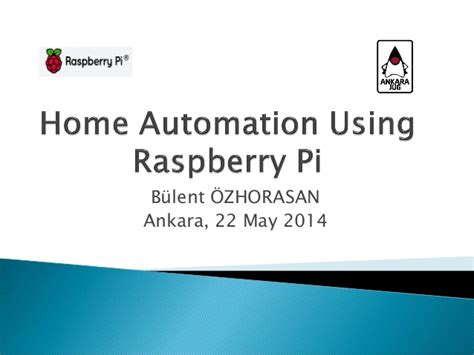 home automation using rpi