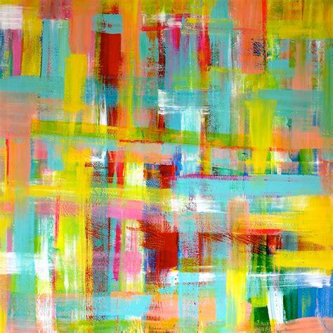 bilder modern moderne abstrakte malerei als leinwandbild sibylle