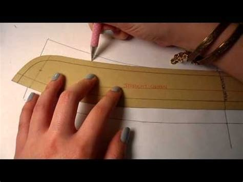 pattern cutting video tutorial 1000 images about techniques de couture on pinterest
