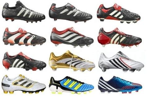 Sepatu Sport Turn adidas predators from 1994 to 2012 how did it take me