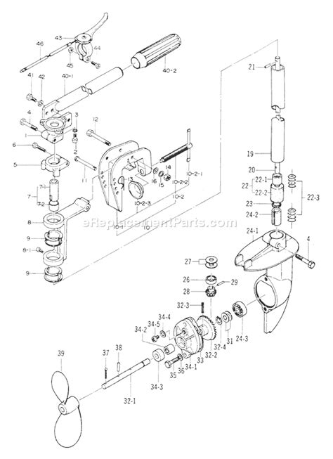 Tas Motor Outboard tob 12b parts list and diagram ereplacementparts