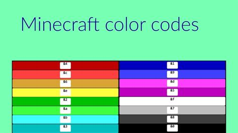 how to change the color of your name in minecraft how to change the color of your name on minecraft mcpe
