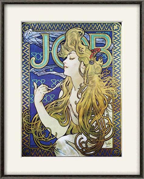 art nouveau home decor art nouveau art print antique prints mucha art home decor