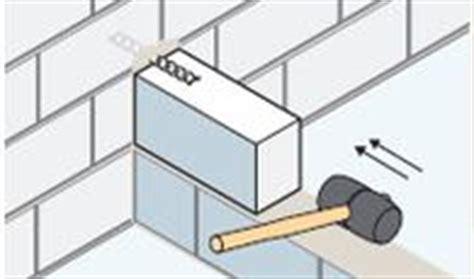 Ytong Steine Kleben Fliesenkleber 6737 by Trennw 228 Nde Aus Porenbeton Bauen Renovieren Tipps Und