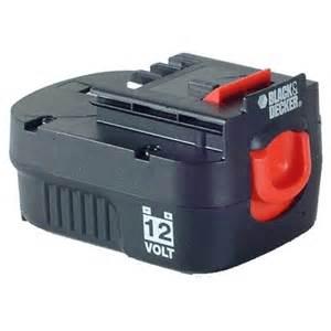 black decker batteries black decker a12 battery pack 12 volt 187 product