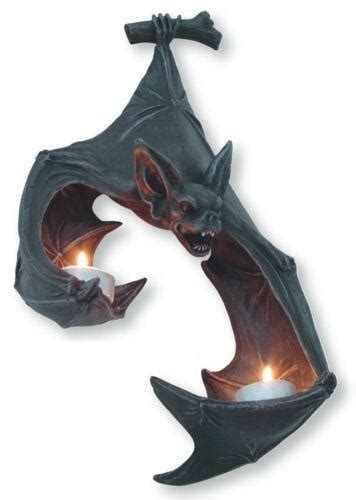 gothic wall candle holders ebay