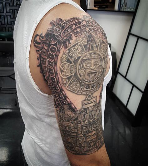 full hand tattoo designs 28 ornamental aztec designs ideas design trends