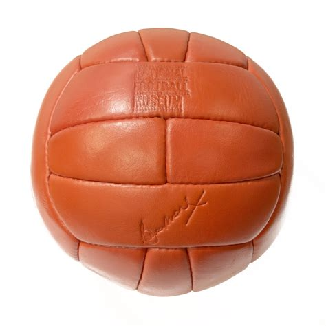 Handmade Leather Football - 1966 world cup replica football