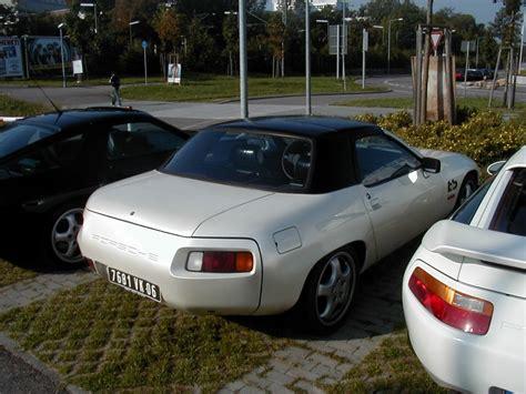 Porsche 928 Targa porsche 928 targa vergeten auto autofans
